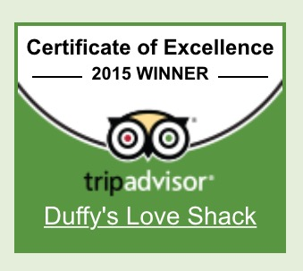 Duffy's Love Shack on Tripadvisor